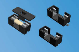 Fuse Holders are designed for PV systems.