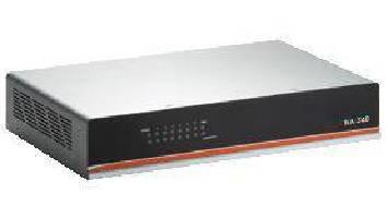 Desktop Network Appliance supports 6 Gigabit LANs.
