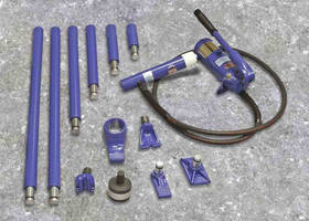 P-F Speed Midget® Sets Provide Big Performance for Auto Body Repair