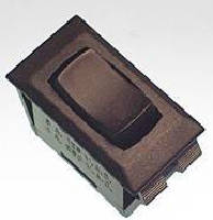 Full Size Rocker Switch withstands high impact forces.