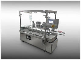 Vial Filler offers 100% checkweigh option.