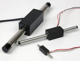 Linear Servo Shaft Motor delivers up to 3,100 N of force.