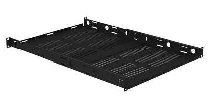 VMP Features New ER-S1U4P Rack Shelf at InfoComm 2012