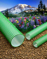 Clear Flexible Hose offers Green alternative to PVC.