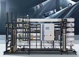 Siemens Launching Ultra-Economical Reverse Osmosis System into European Market