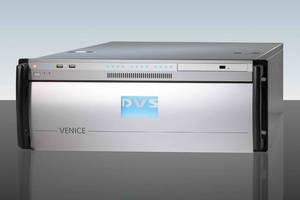 DVS VENICE Enhances File-Based Production at Pinewood Studios