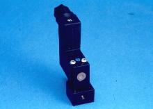 Valve Manifold mounts up to 20 solenoid valves.