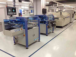 Manncorp Turnkey Serves as Aci's Demo Line for SMT Assembly Training