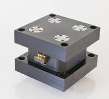 Load Cell Wall optimizes vehicle crash testing.