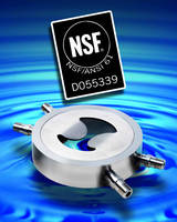 Static Mixer Receives NSF Certification