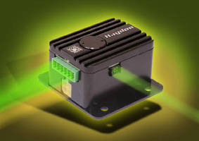 Stepper Motor Drive Module targets multi-axis applications.