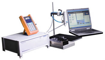 All-in-One Tester analyzes packages with degassing valves.