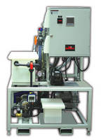 Engineered Filtration System features fully automated design.