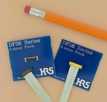 New Hirose VIP Partnership Makes DF36 Series Easier to Design In