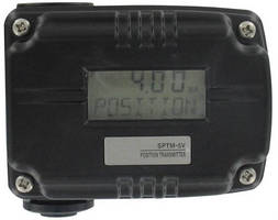 Valve Position Transmitter offers linear, rotary monitoring.