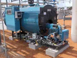 Webster Engineering - Burnham Commercial Announces UL Package Approval on 3A Series Boilers