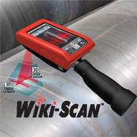 Weld Inspection System features handheld wireless design.