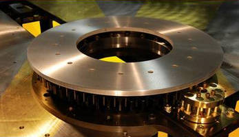 Ring Drive suits indexing and rotary positioning applications.