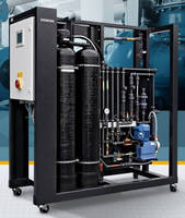 Electrolyzer Systems increase capacity for water disinfection.