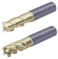 Solid Carbide End Mill boosts material removal rates for steel.