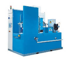 ECM/PECM Machines deliver surface finishes to Ra 0.05.