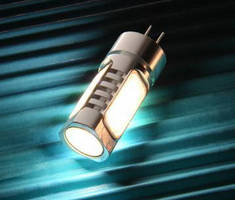 LED Bulbs are offered as xenon and halogen replacements.