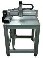 Multi-Axes Cartesian Robotic Automation Platform