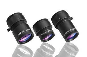 Compact Instrumentation Lenses feature adjustable locking focus.