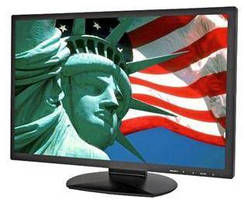 LCD Monitor can be read in direct, bright sunlight.