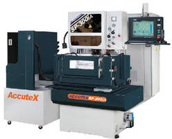 CNC Wire EDM produces low recast and fine finishes.