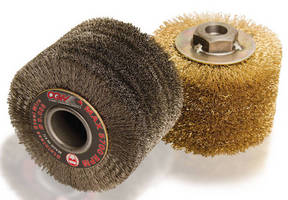 Flap Wheel Drums are intended for large-scale metal finishing.