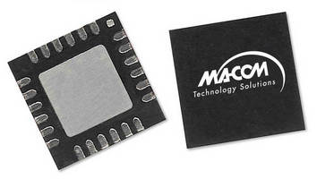 M/A-COM Technology Solutions Announces C- Band Additions to Family of Digital Phase Shifters