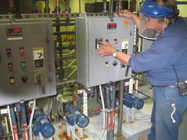 seepex NaOCI Metering Pump
