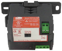 Current Transformers offer split core configuration.