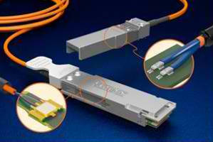 Samtec's SFP+ and QSFP+ Systems Deliver High Speed Performance