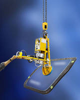 Vacuum Lifter-Tilter aids window and port manufacturing.