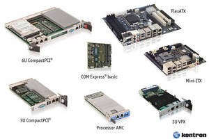 Kontron Brings Benefits of Quad-Core 3rd Generation Intel Core i7 Processor Technology to the Embedded Space