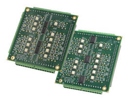 Opto-Isolated Digital I/O Signal Conditioning Boards for Small Form Factor Embedded Computer Systems