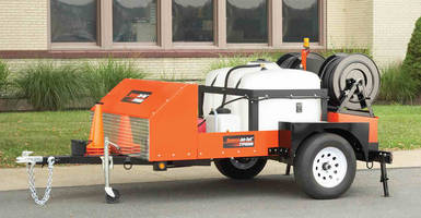 General's Typhoon(TM) Trailer Jet Big Cleaning Power in a Tough New Package