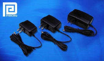 LED Driver Adapters feature fixed wall plug design.