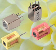Variable Molded Inductors come shielded or unshielded.