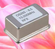 Precision OCXO comes in subminiature, low-profile package.