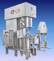 Ross Double Planetary Mixers and Discharge Systems for Non-Flowing Mixtures
