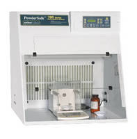 Negative Pressure Enclosures offer powder weighing containment solution.