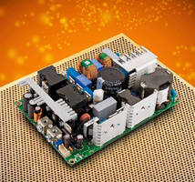 AC-DC Power Supplies feature medical and industrial approvals.