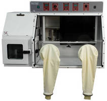 Anaerobic Chamber offers precise O2 and CO2 control,.