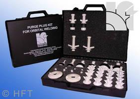 Orbital Welding Purge Plug Kits