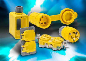AutomationDirect Adds Industrial Grade Duplex Receptacles and Watertight Wiring Devices and Accessories