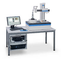 Form Measuring Systems handle workpieces up to 40 kg.