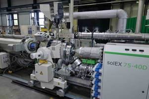 Highly Improved Efficiency and Performance for Pipe, Profile, and Sheet Extrusion